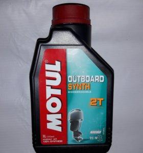 Масло моторное катерное 'MOTUL' 2T OUTBOARD