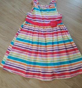 Платье р 116