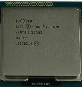 Intel Core i5 3470 (3.2/3.6 HHz,Cashe 6Mb.)