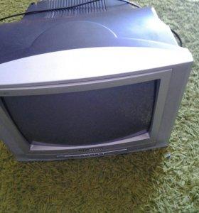 Телевизор цветной,кухонный