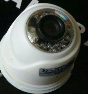 Видеокамерв 8шт и все для установки.