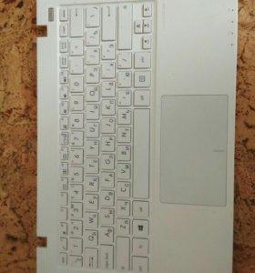 Панель с клавиатурой (топкейс) для Asus x200m