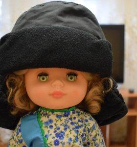 шапка мембранная черная Ketch на мальчика