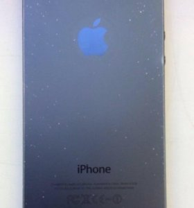 iPhone 5. 16 Gb. Black