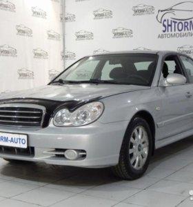 Hyundai Sonata, 2009