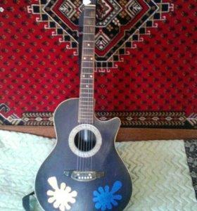 Гитара со встроенным звукоснимателем