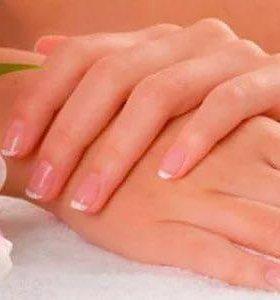 Холодная парафинотерапия рук и ног