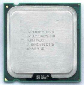 Процессор E8400 s775