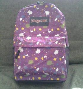 Рюкзак JanSport lilac