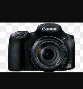Камера Canon + штатив