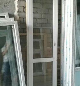 Балконная дверь б у