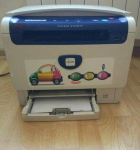 Xerox Phaser 6110 MFP (Принтер)