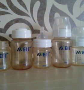 Avent бутылочки для кормления