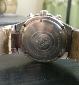 Часы швейцарские хронограф Certina DS Cascadeur