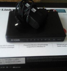 Wi-Fi роутер DIR-620