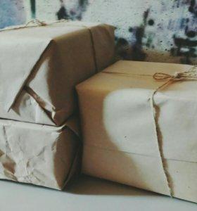 Книжный сюрприз-бокс 📚 Книги