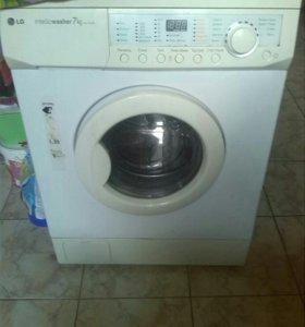 Машинка стиралка