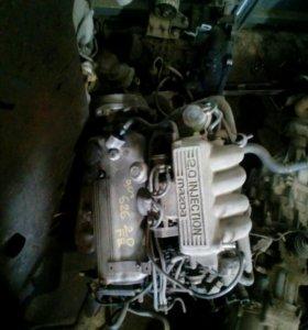 Mazda 626 GD 90г, двигатель 2.0л, модель FE