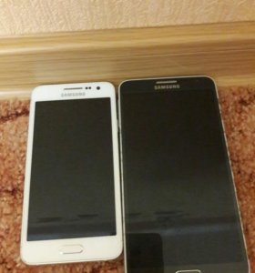 Телефоны на запчасти Samsung A3 и Samsung n7505