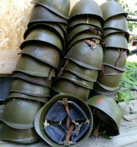 Каски солдатские 36 штук