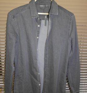 Рубашка унисекс asos новая с биркой
