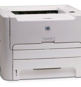 Лазерный принтер HP LJ 1160