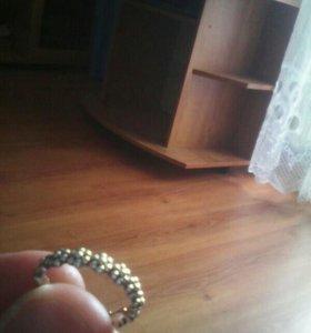Серебряное кольца 925 пробы