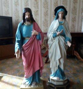 Статуэтки святых