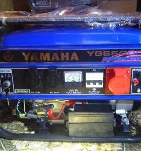 Бензорез-генератор 5.5 кВт