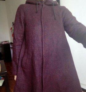 Пальто TopShop 46 размер осень-зима