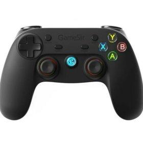 Новый игровой контроллер для смартфонов