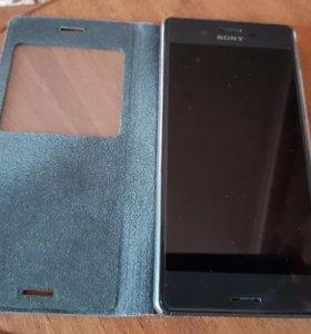 Смартфон SONY Xperia X Graphite Black 64 gb