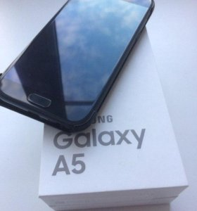 Samsung Galaxy A5 (2017 Black)