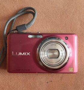 Фотоаппарат Panasonic DMC-SZ10 LUMIX