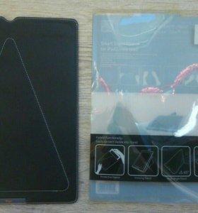 Чехол для планшета iPad либо любого на 10 дюймов