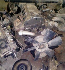Mersedes-Benz, двигатель M102