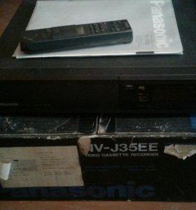 Видеомагнитофон Panasonic NV-J35EE