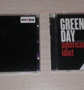 Диски Green Day, Bring me the horizon