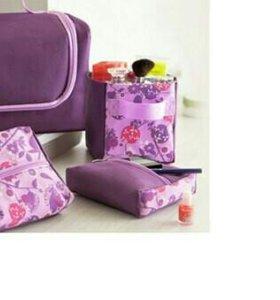 Дорожный набор «Nice trip» сумка,корзина и 2космет