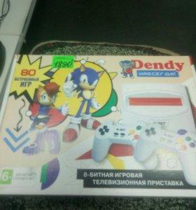 Дени (Dendy)+80 игр