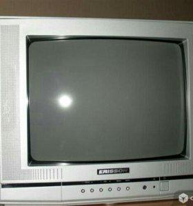 Телевизор кинескопный цв. Erisson 1405