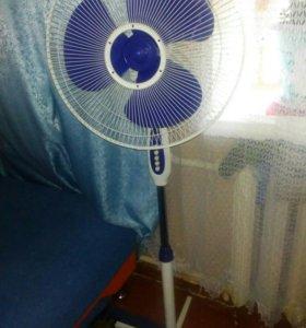 Вентилятор наполный