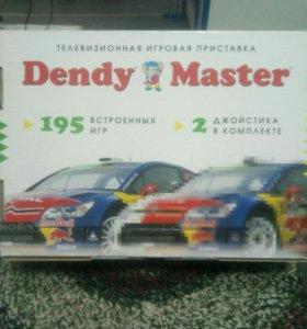 Денди(Denby)+195 игр