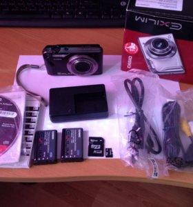 Фотоаппарат Casio Exilim Hi-Zoom EX-H15 черный📸