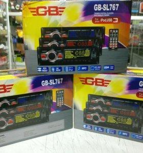 Магнитола gb-sl767