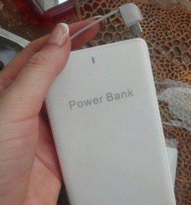Беспроводная зарядка Power Bank