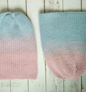 Три шапки в наличии