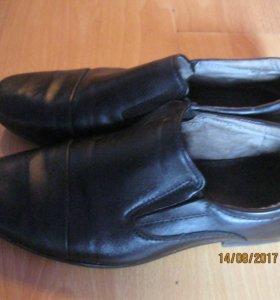 Туфли школьные 38 р
