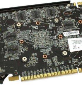MSI Cyclone II GTX 550ti