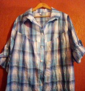 Рубашка женская 60р